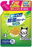 シュシュット! 猫トイレ用 除菌クリーナー つめかえ用 220ml