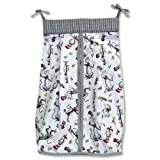 Trend Lab 30037 Dr. Suess Cat In The Hat Diaper Stacker
