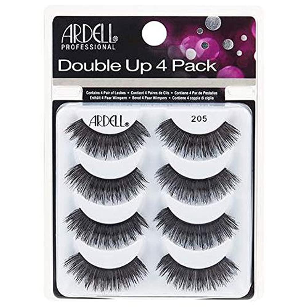 到着ご飯失効Ardell Double Up 4 Pack Lashes - 205