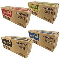 Kyocera tk5152(tk-5152) トナーカートリッジ4色Set for m6035cidn、m6535cidn、p6035cdn