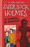 A Scandal in Bohemia (Sweet Cherry Easy Classics)
