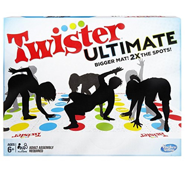 Twister Ultimate Game [並行輸入品]