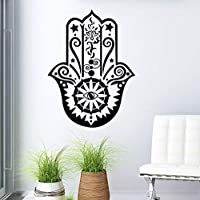 Ansyny ビニール壁デカール家の装飾リビングルームの寝室の蓮の形壁画取り外し可能な壁のステッカー43×58センチ