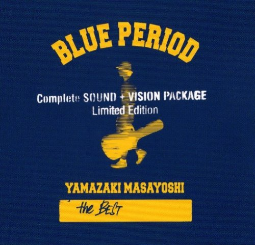BLUE PERIOD-Complete SOUND+VISION PACKAGE~Limited Edition(DVD付)の詳細を見る