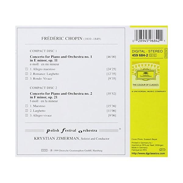 Chopin: Piano Concertos...の紹介画像2