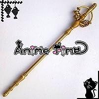 QJP1093 コスプレ道具 青の祓魔師 志摩廉造 手杖錫杖 杖武器