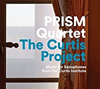 The Curtis Project by PRISM Quartet