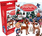 Aquarius Rudolph Pocket Jigsaw Puzzle (100 Piece)
