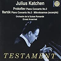 Piano Concerto No. 3 (Ansermet, Katchen) by Suisse Romande Orchestra (2003-08-01)