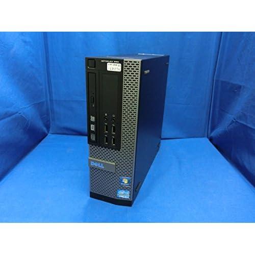 【中古】 デル OptiPlex 990SF 省スペースデスクトップPC Corei7 4GB/250GB Windows7pro