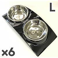 トムキャット [食器]レインボー ディナーセット L ブラック×6入