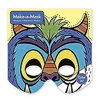 Mudpuppy Monsters Make-A-Mask [並行輸入品]