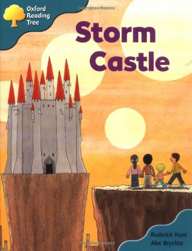 Oxford Reading Tree: Stage 9: Storybooks (magic Key): Storm Castleの詳細を見る
