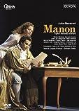 マスネ:歌劇《マノン》パリ・オペラ座2001年 [DVD]