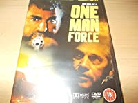 One Man Force [DVD] [Import]