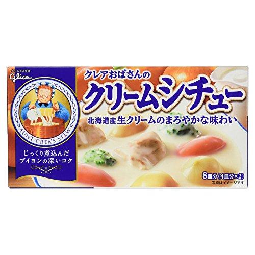 江崎グリコ クレアおばさんのクリームシチュー 150g
