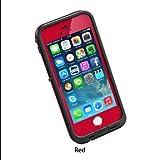 LifeProof 【日本正規代理店品・保証付】【LIFEPROOF】防水防塵耐衝撃ケース LifeProof fre iPhone5/5s Red レッド2101-05