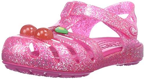 [クロックス] クロックス イザベラ ノベルティ サンダル キッズ  204529 Vibrant Pink C6(14.0cm)