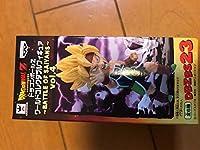 ワールドコレクタブルフィギュア ドラゴンボール BATTLE OF SAIYANS vol.4 バーダック