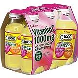 ハウスウェルネスフーズ C1000 ビタミンレモンコラーゲン&ヒアルロン酸 6本パック(140g×6)
