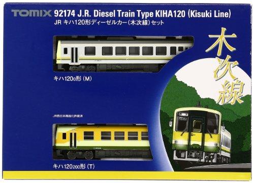 TOMIX Nゲージ 92174 キハ120形ディーゼルカー (木次線) セット