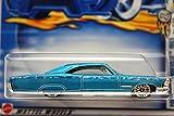 ホットウィール 2003 #013 ポンティアック ボンネビル 1965 Shine Blue Metallic [並行輸入品]