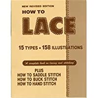 How To Leather Lace & Stitch Book