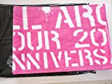 AAA ATTACK ALL AROUND ARENA TOUR 2015  マフラータオル 桃 ピンク 末吉秀太