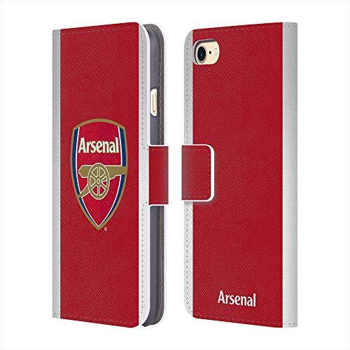 ARSENAL FOOTBALL CLUB アーセナルFC - Home レザー手帳型/iPhoneケース 【公式/オフィシャル】