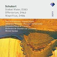 Schubert: Stabat Mater / Offertorium / Magnificat by F. SCHUBERT (2004-10-25)