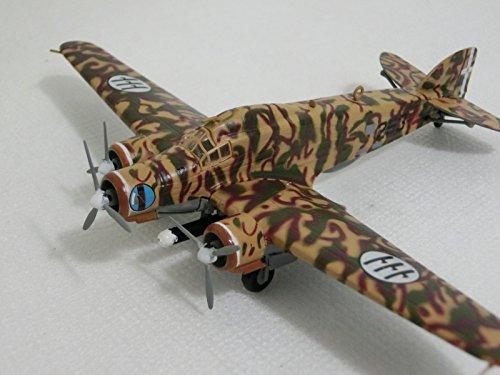 1/144 完成品 サヴォイア・マルケッティ SM.79 イタリア空軍 地中海 1941 ダイキャスト