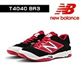 newbalance スポーツシューズ ニューバランス T4040BR3 トレーニングシューズ BLACK/RED T4040BR3D