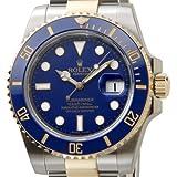[ロレックス]ROLEX 腕時計 サブマリーナー デイト ブルー 116613LB メンズ [並行輸入品]