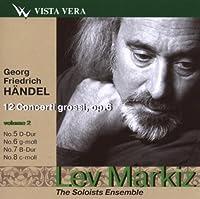 Handel: 12 Concerti Grossi, Op
