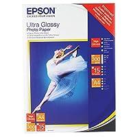 EPSON ULTRA GLOSSY PHOTO PAPER A4 PK15