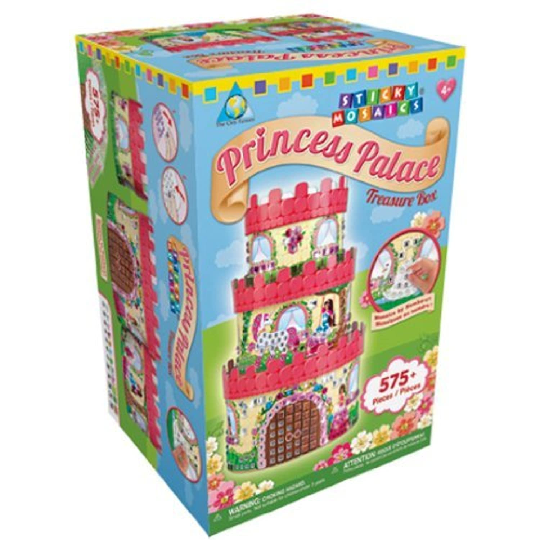 Orb Factory Sticky Mosaics Princess Palace Treasure Box by Treasure Trove [Toy] [並行輸入品]