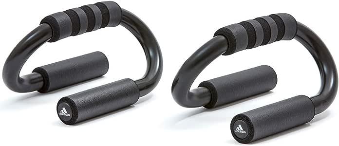 adidas(アディダス)プッシュアップバー 腕立て伏せ 筋力トレーニング ADAC-12231 BLK