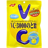 ノーベル製菓 VC-3000のど飴 90g×12個