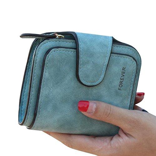(バーディヤ) Badiya 財布 レディース 二つ折り 小さい 小銭入れ コインケース