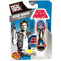 TECH DECK (テック デッキ) 96mm Vol.6 / Santa Cruz / STAR WARS HAN SOLO 20049646