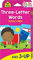 Three-Letter Words: Puzzle Card