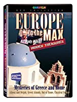 Europe to the Max: Hidden Treasures - Mysteries [DVD] [Import]