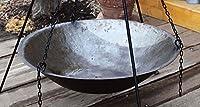ジャービス商事 ガーデン用 調理器具 アイアンファイヤーパン770 パンのみ(スタンドなし・アミなし) 36474