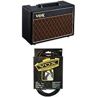 VOX ヴォックス コンパクト・ギターアンプ 10W Pathfinder 10 ケーブルセット