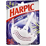 Harpic Active Clean Toilet Block Cleaner Lavender, 38g