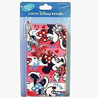 ミニー マウス スマートフォン ケース iphone6 iphone6S アイフォン カバー ディズニー 夏 おソログッズ ( ディズニーリゾート限定 )