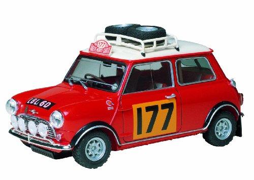 1/24 スポーツカー No.48 1/24 モーリス ミニクーパー 1275S ラリー 24048