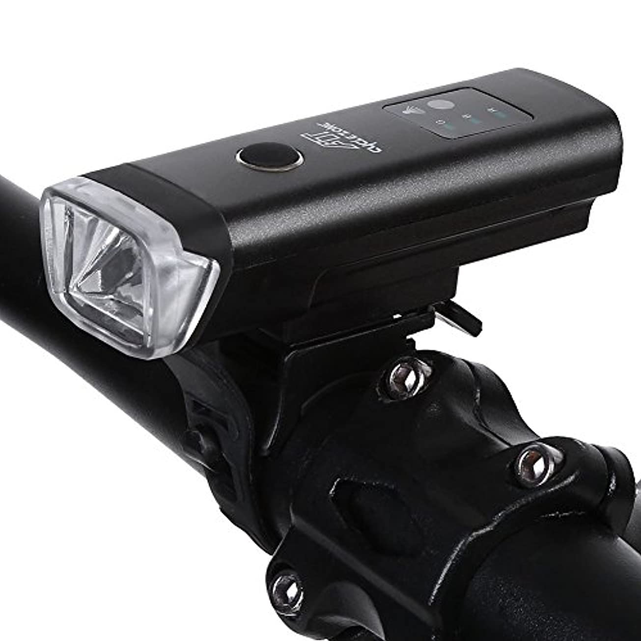 連隊切り離す集計Eboxer 自転車ヘッドライト 自転車ライト USB充電式 LEDヘッドライト 高輝度 智能感応