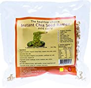 Nutritionist Choice Instant Chia Seed Ramen Mild Curry, 100 g