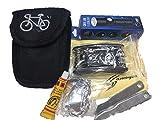 Samoyed自転車用マルチツールセット工具パンク修理タイヤ交換車椅子